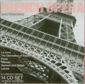 French Opera Masterworks - 2839282089