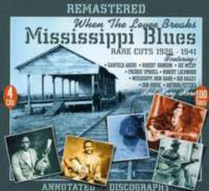 Mississippi Blues - 4cd - - 2839344958