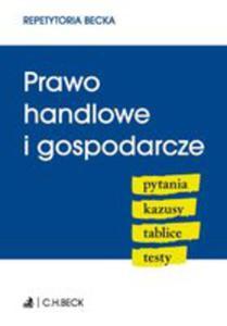 Prawo Handlowe I Gospodarcze - 2863277670