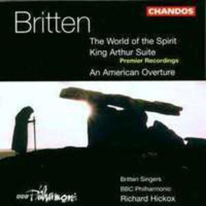 Britten: World Of The Spirit - 2839250618