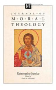 Journal Of Moral Theology, Volume 5, Number 2 - 2853984840