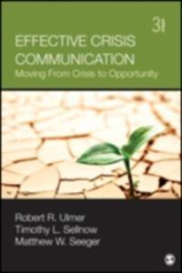 Effective Crisis Communication - 2847653256
