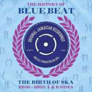 History Of Blue Beat: Bb101 Bb125 A & B Sides / Var - 2839728850