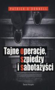 Tajne Operacje, Szpiedzy I Sabotażyści - 2840271644