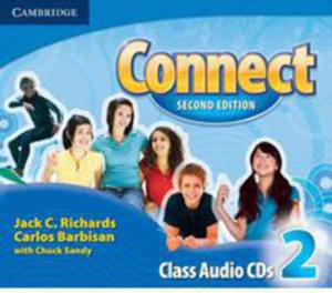 Connect 2nd Edition: : Level 2 Class Audio Cds (2) - 2839762420
