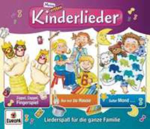 Meine Ersten Kinderlieder - 2845367228