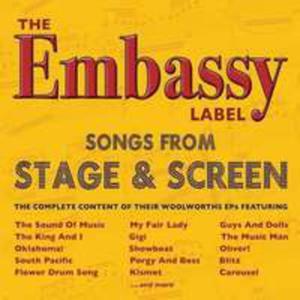 Embassy Label - 2839829410