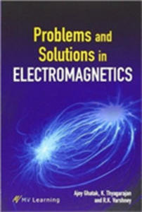 Problems And Solutions In Electromagnetics - 2849515750