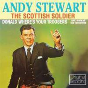 Scottish Soldier - 2839573592