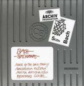 Bach Bachianas (Collectors Edition) - 2844417768