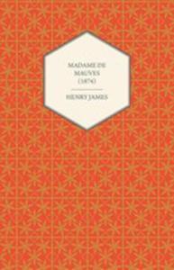 Madame De Mauves (1874) - 2853036514
