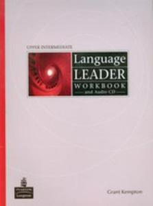 Language Leader Upper Intermediate - Workbook (No Key) Plus Audio Cd [Zeszyt Ćwiczeń Bez Klucza Plus Audio Cd] - 2839265752
