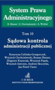 Sądowa Kontrola Administracji Publicznej T. 10