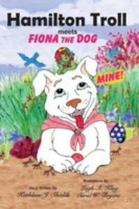 Hamilton Troll Meets Fiona The Dog - 2849958125