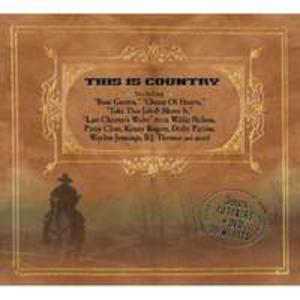 This Is Country - Cd + Dvd - - 2839335323