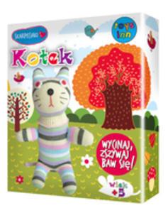 Kotek Skarpetkowe Zwierzaki - 2846033675