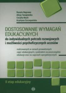 Dostosowanie Wymagań Edukacyjnych - 2847671230