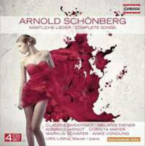 Saemtliche Lieder - Complet - 2839450441