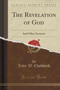 The Revelation Of God - 2871366107