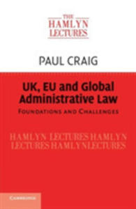 Uk, Eu And Global Administrative Law - 2844449565