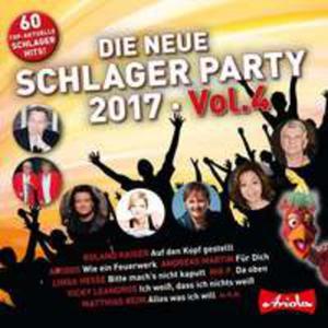 Die Neue Schlager Party 4 - 2849529619