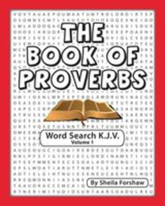 The Book Of Proverbs Word Search K.j.v - 2854880083