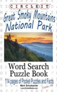 Circle It, Great Smoky Mountains National Park Facts, Pocket Size, Word Search, Puzzle Book - 2853964725