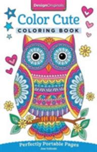Color Cute Coloring Book - 2871030216