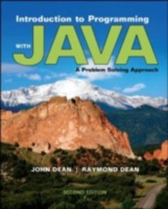 Introduction To Programming With Java: A Problem Solving Approach - 2853925264
