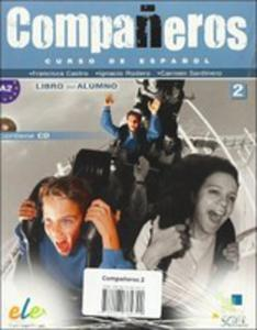 Companeros 2 Podr�cznik + Cd Audio - 2839288804