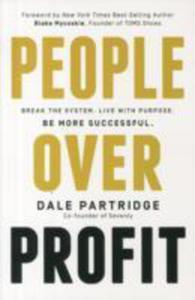 People Over Profit (International Edition) - 2840149885