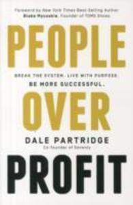 People Over Profit (International Edition) - 2840149885