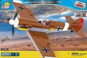 Small Army Samoloty II Messerschmitt Bf109 F4 Trop - 2851199104
