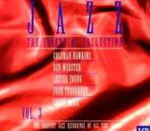 The Essential Jazz Collection Vol. 3: C. Hawkins, B. Webster, L. Young, J. Teagarden, C. Basie - 2839228775