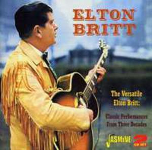 The Versatile Elton Britt - 2839392701