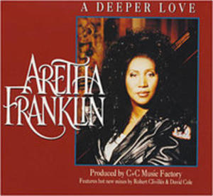 A Deeper Love: The Best Of Aretha Franklin - 2839254693