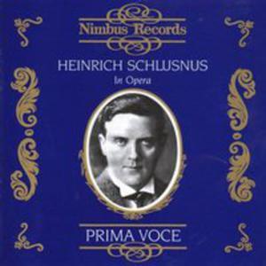 Schlusnus In Opera - 2839312941
