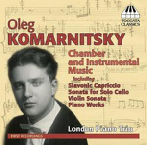 Oleg Kormanitsky: Chamber And Instrumental Music - 2839379027
