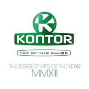 Kontor Top Of The Clubs - 2839386781