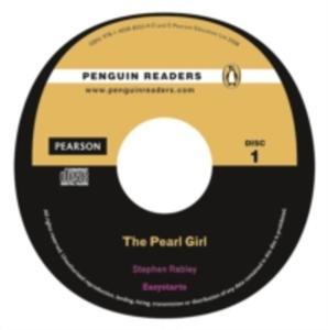 The Pearl Girl Plus Audio Cd [Ksi��ka Z P�yt� Cd] - 2839266255
