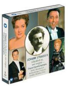 Johann Strauss II - Orginal Operetta Highlights (Limited) - 2839379184