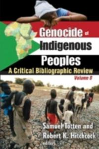 Genocide Of Indigenous Peoples - 2840063581