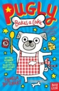 Pugly Bakes A Cake - 2840398099