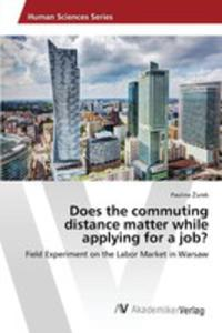 Does The Commuting Distance Matter While Applying For A Job? - 2857257023