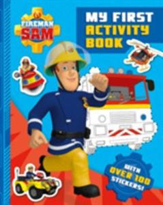 Fireman Sam: My First Activity Book - 2846076195