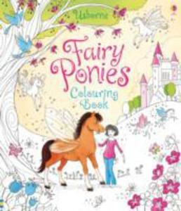 Fairy Ponies Colouring Book - 2860422241