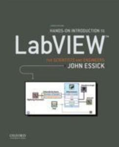 Hands-on Introduction To Labview For Scientists And Engineers - 2870947422