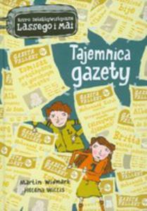 Tajemnica Gazety. Biuro Detektywistyczne Lassego I Mai - 2844895900