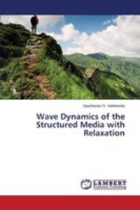 Wave Dynamics Of The Structured Media With Relaxation - 2870815790