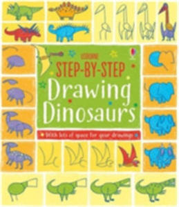 Step-by-step Drawing Dinosaurs - 2841715699